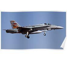 2OCU 70th Anniversary Hornet Poster