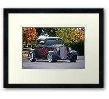 1933 Chevrolet Coupe Framed Print