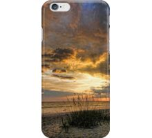 Summer Sunset On The Gulf  iPhone Case/Skin