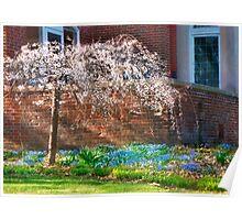 Spring Bling Poster