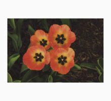 Tulip Quartet - Enjoying the Beauty of Spring Kids Tee