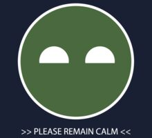 Halo ODST Superintendent - Calm Kids Tee