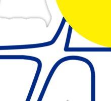 Pac Love Sticker
