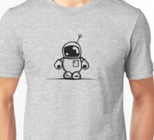SPACE BAH the robot Unisex T-Shirt