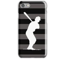 Baseball Batter iPhone Case/Skin