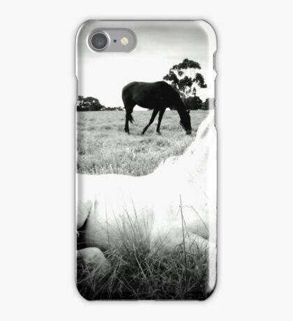 Ghost Foal iPhone Case/Skin