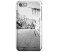NC Road iPhone Case/Skin