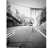 NC Road Photographic Print
