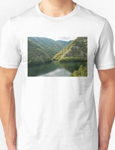 Green Mountain Lake Unisex T-Shirt