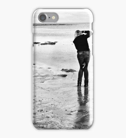 Shooting Partner iPhone Case/Skin