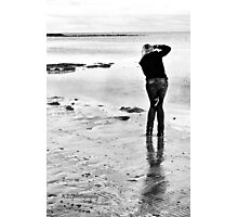 Shooting Partner Photographic Print