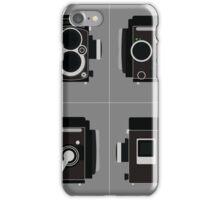 Rolleiflex Camera iPhone Case/Skin