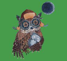Owl mother Kids Tee