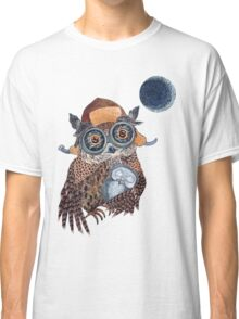 Owl mother Classic T-Shirt