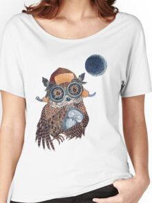 Owl mother Women's Relaxed Fit T-Shirt