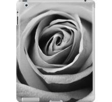BW Rose iPad Case/Skin