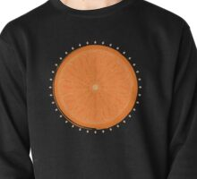 Oranges and Tangerines Pullover