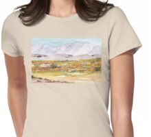 Lente in Namakwaland / Spring in Namaqualand Womens Fitted T-Shirt