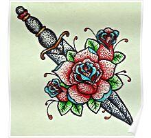 Rose Dagger  Poster
