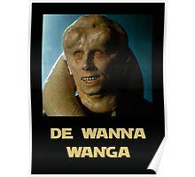 Bib Fortuna - De Wanna Wanga Poster