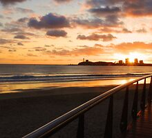 Mooloolaba Sunrise by Steven Ungermann