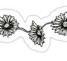 Daisy Chain Sticker