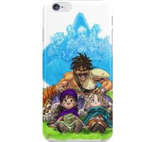 Hero, Bianca, Pankraz  and Saber iPhone Case/Skin