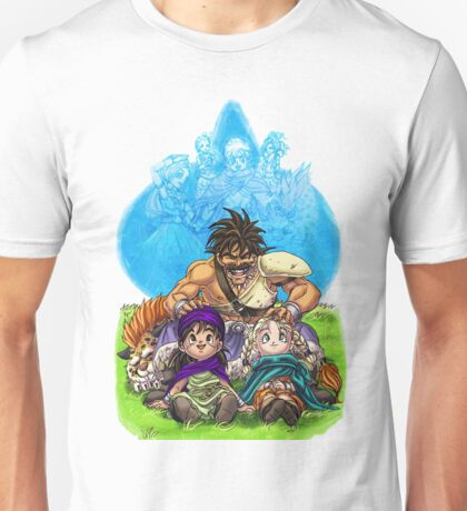 Hero, Bianca, Pankraz  and Saber Unisex T-Shirt