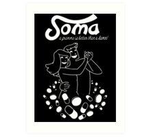 Brave New World - Soma Art Print