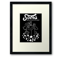 Brave New World - Soma Framed Print