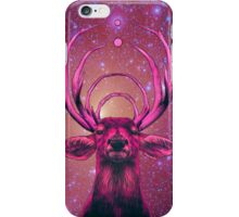 bassdeer galaxy iPhone Case/Skin