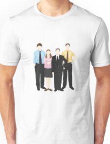 The Office Sticker Unisex T-Shirt