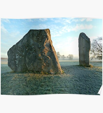 Avebury The Cove Poster
