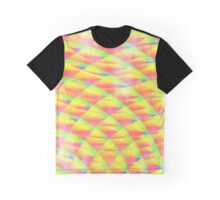 Bright Interference Graphic T-Shirt