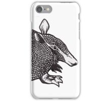 Graphic Armadillo iPhone Case/Skin