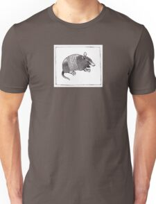 Graphic Armadillo Unisex T-Shirt