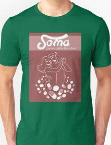 Brave New World - Soma Poster Unisex T-Shirt