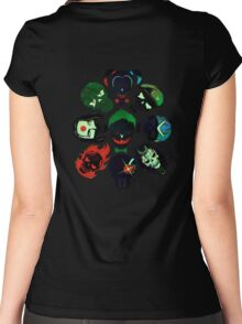 The Group Women's Fitted Scoop T-Shirt