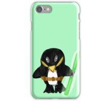 Jedi Penguin iPhone Case/Skin
