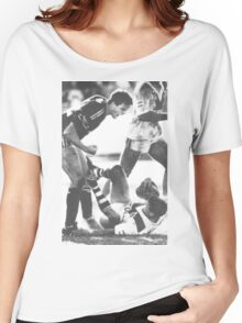 Rugby League - Ian Roberts Women's Relaxed Fit T-Shirt