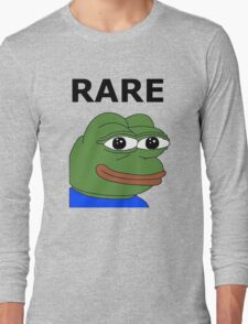 Ultra RARE pepe Long Sleeve T-Shirt