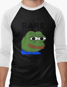 Ultra RARE pepe Men's Baseball ¾ T-Shirt