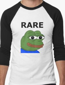 Ultra RARE pepe Men's Baseball ¾ T-Shirt