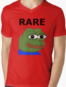 Ultra RARE pepe Mens V-Neck T-Shirt