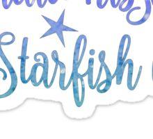 Mermaid Kisses Sticker