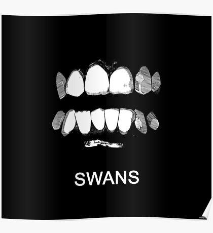 Swans - Filth (Ink) Poster