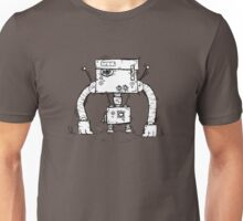 ALT the robot - white BG Unisex T-Shirt