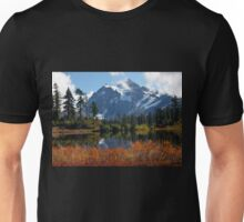 Autumn Mount Shuksan Unisex T-Shirt