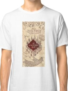 the marauders map77 Classic T-Shirt