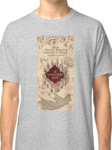 the marauders map77 Classic T-Shirt